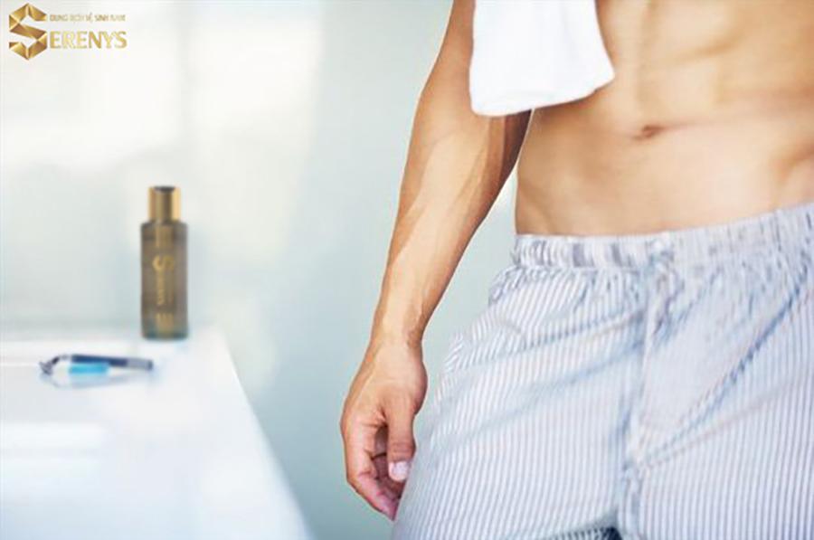 nước rữa vệ sinh nam giới