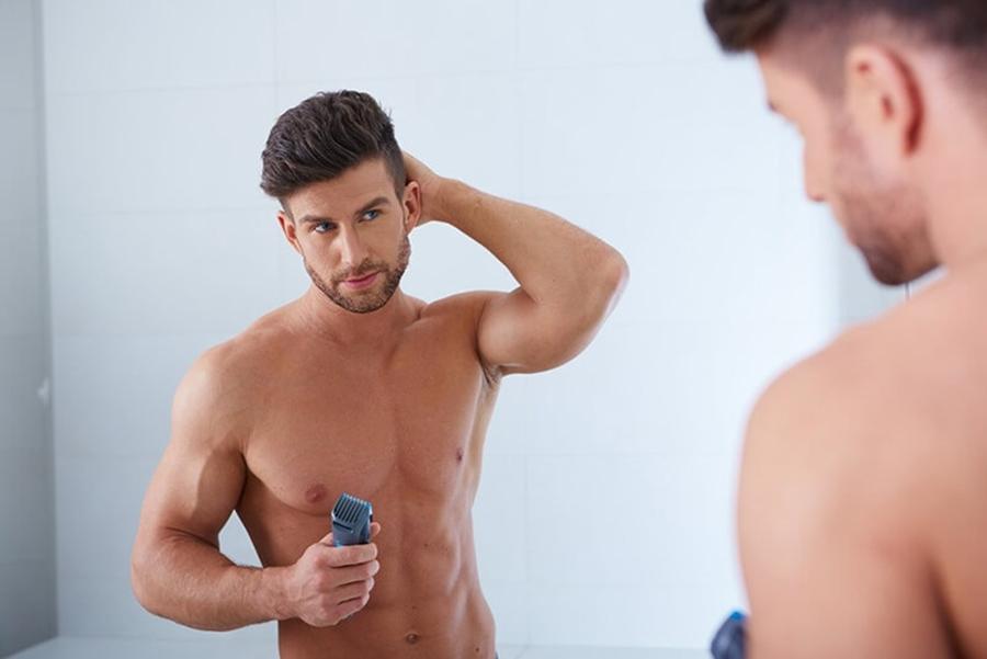chăm sóc cơ thể nam giới